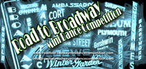 The Road to Broadway Mini Dance Competition